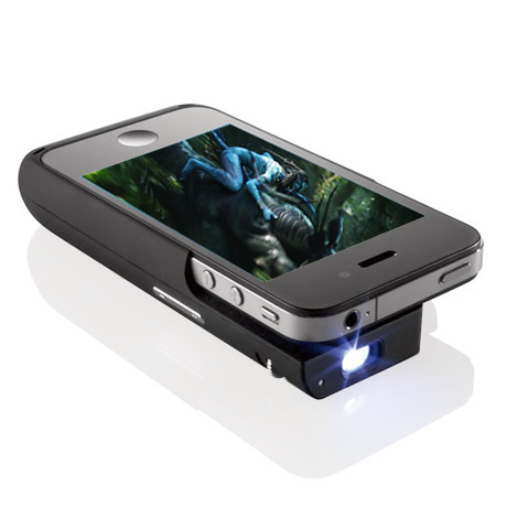 Iphone 4 projector for Iphone projector